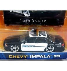 Jada DUB CITY 1996 Chevrolet Impala SS Fire Chief