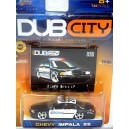 Jada DUB CITY 1996 Chevrolet Impala SS Police Car