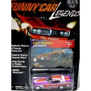 Johnny Lightning Funny Car Legends:Jim Murphy Plymouth Satellite NHRA Funny Car