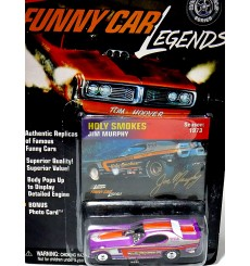 Johnny Lightning Funny Car Legends: Jim Murphy Plymouth Satellite NHRA Funny Car