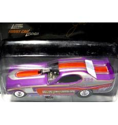 Johnny Lightning Funny Car Legends: Jim Murphy Plymouth Satellite NHRA Funny Car