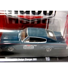 M2 Machines Drivers - Hays - 1966 Dodge Charger 383