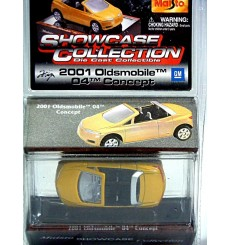 Maisto Showcase Collection - 2001 Oldsmobile 04 Concept Vehicle