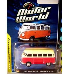 Greenlight Motor World R2 Volkswagen 21 Window Samba Bus