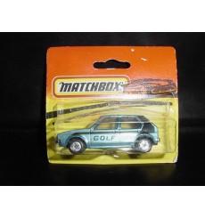 Matchbox Bulgaria Release VW Golf - Volkswagen