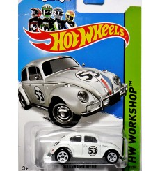 Hot Wheels - VW Beetle Herbie The Love Bug