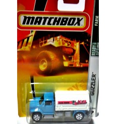 Matchbox - Farm Fresh Milk Truck