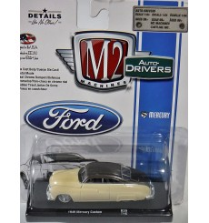 M2 Machines - Drivers - 49 Custom Merc Lead Sled