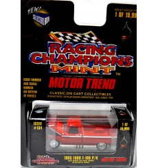 Racing Champions Mint 1965 Ford F-100 Pickup Truck