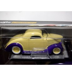 Maisto - Transporter Set - 1936 Ford Coupe and Missile Tow Flatbed Hauler