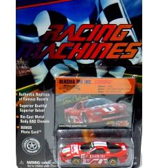 Johnny Lightning Racing Machines -  Glacier Tek Trams Am Series Chevrolet Camaro