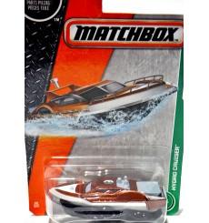 Matchbox - Hydro Cruiser Watercraft