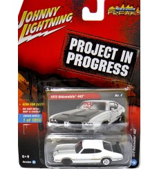 Johnny Lightning Projects in Progress - 1972 Oldsmobile 442