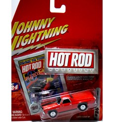 Johnny Lightning Hot Rod Magazine 1971 Chevy El Camino