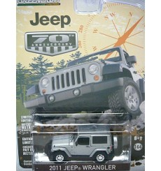 Greenlight Hobby Exclusives - Jeep 70th Anniversary - Jeep Wrangler