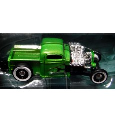 Maisto - Tow & Go - 1936 Chevrolet Pickup Truck and Traveler Trailer Set
