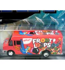 Johnny Lightning True Grit - Fruit Loops Delivery Truck