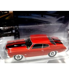 Johnny Lightning Muscle Cars USA - Jack Reacher 1970 Chevrolet Chevelle SS