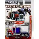 Hasbro Transformers Metal Heroes Series Optimus Prime 18 Wheeler Truck Cab
