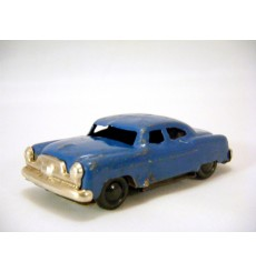Postwar Japanese Tin Toy Family Sedan