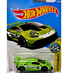 Hot Wheels - Lamborghini  Lamborghini Huracan LP 620-2 Super Trofeo