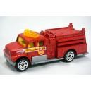 Matchbox International Pumper Fire Truck