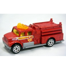 Matchbox International Pumper Fire Truck