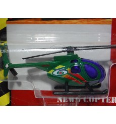 Tonka -  News Helicopter