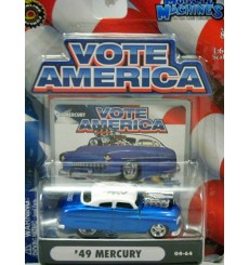 Muscle Machines Vote America 1949 Mercury Lead Sled