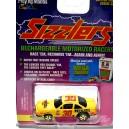 Johnny Lightning - Sizzlers - NASCAR Johnny Benson Pontiac Grand Prix Pennzoil Stock Car