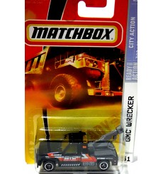 Matchbox GMC Tow Truck - Jesse and Sons
