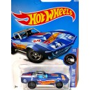 Hot Wheels - 1969 Chevrolet Corvette  Race Car