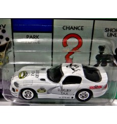 Johnny Lightning Monopoly Dodge Viper GTS