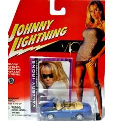 Johnny Lightning VIP Pamela Anderson Jaguar Convertible