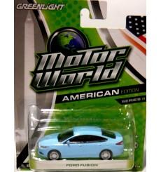 Greenlight Motor World - Ford  Fusion