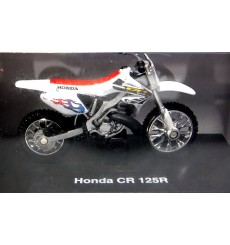 New Ray Honda Motorcycle CR 125R Dirt Bike
