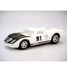 Hot Wheels Ford GT-40 Race Car