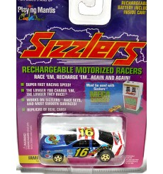 Johnny Lightning - Sizzlers - NASCAR Ted Musgrave Family Channel Ford Thunderbird Stock Car