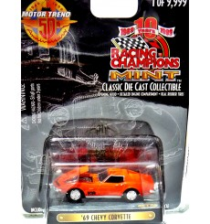 Racing Champions Mint Series - 1969 Chevrolet Corvette Coupe