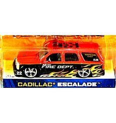 Jada Dub City Cadillac Escalade Fire Truck