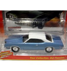 Johnny Lightning Muscle Cars USA -  1971 Mercury Montego