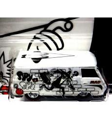 Hot Wheels - 1964 Dodge A100 Van MAD Spy vs Spy