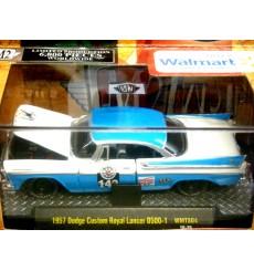 M2 Machines - Rally Historico Transpeninsular - 1957 Dodge Custom Royal Lancer