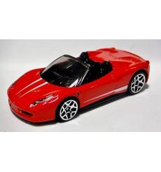 Hot Wheels - Ferrari 458 Spyder