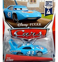 Diseny CARS - Piston Cup - The King Plymouth Superbird
