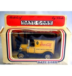 Lledo 1920 Ford Model T Coca-Cola Delivery Van