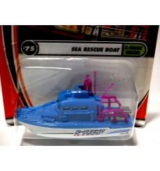 Matchbox - Sea Rescue Boat