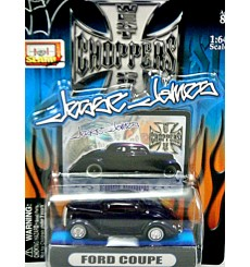 Muscle Machines Jesse James Ford Coupe
