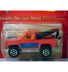 Majorette Chevrolet 4x4 Tow Truck - Wrecker