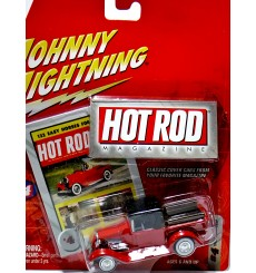 Johnny Lightning Hot Rod Magazine – 1929 Ford Model A Pickup Truck